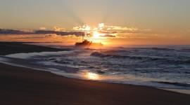 Winter Dawn Photo Free#1