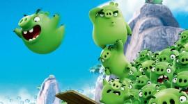 4K Angry Birds Image