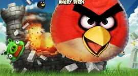 4K Angry Birds Wallpaper For Desktop