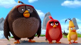 4K Angry Birds Wallpaper For PC