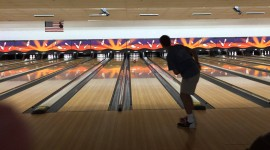 4K Bowling Photo Free