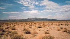 4K Dry Land Wallpaper