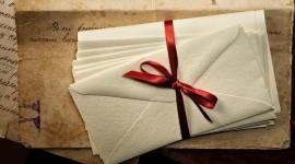 4K Envelope Wallpaper