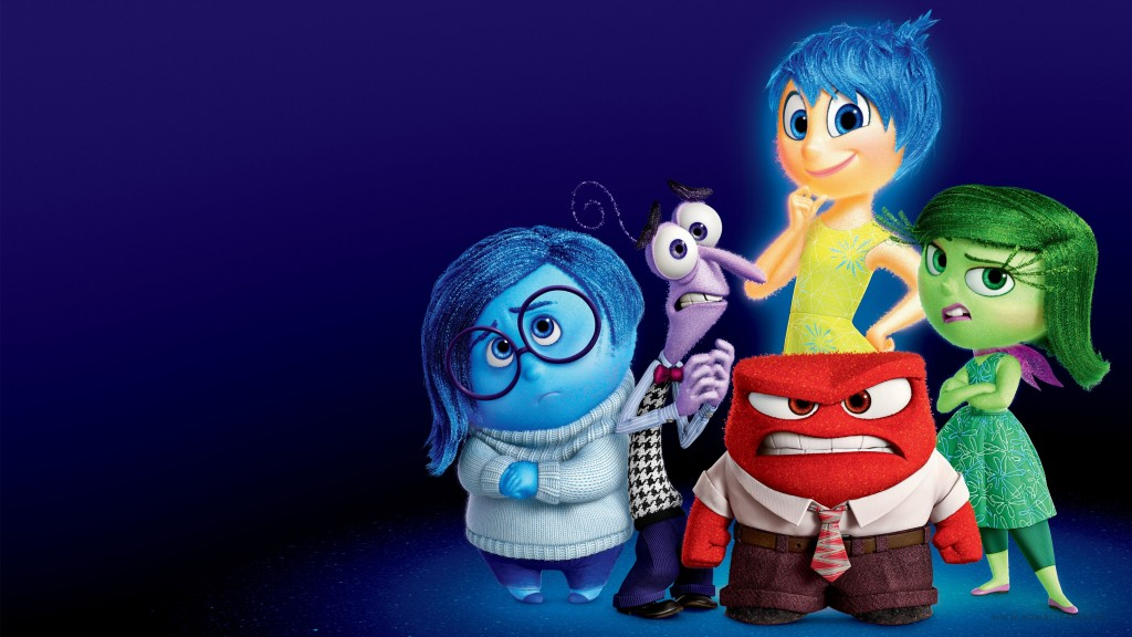 4K Inside Out wallpapers HD