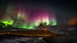 4K Northern Lights Photo Download