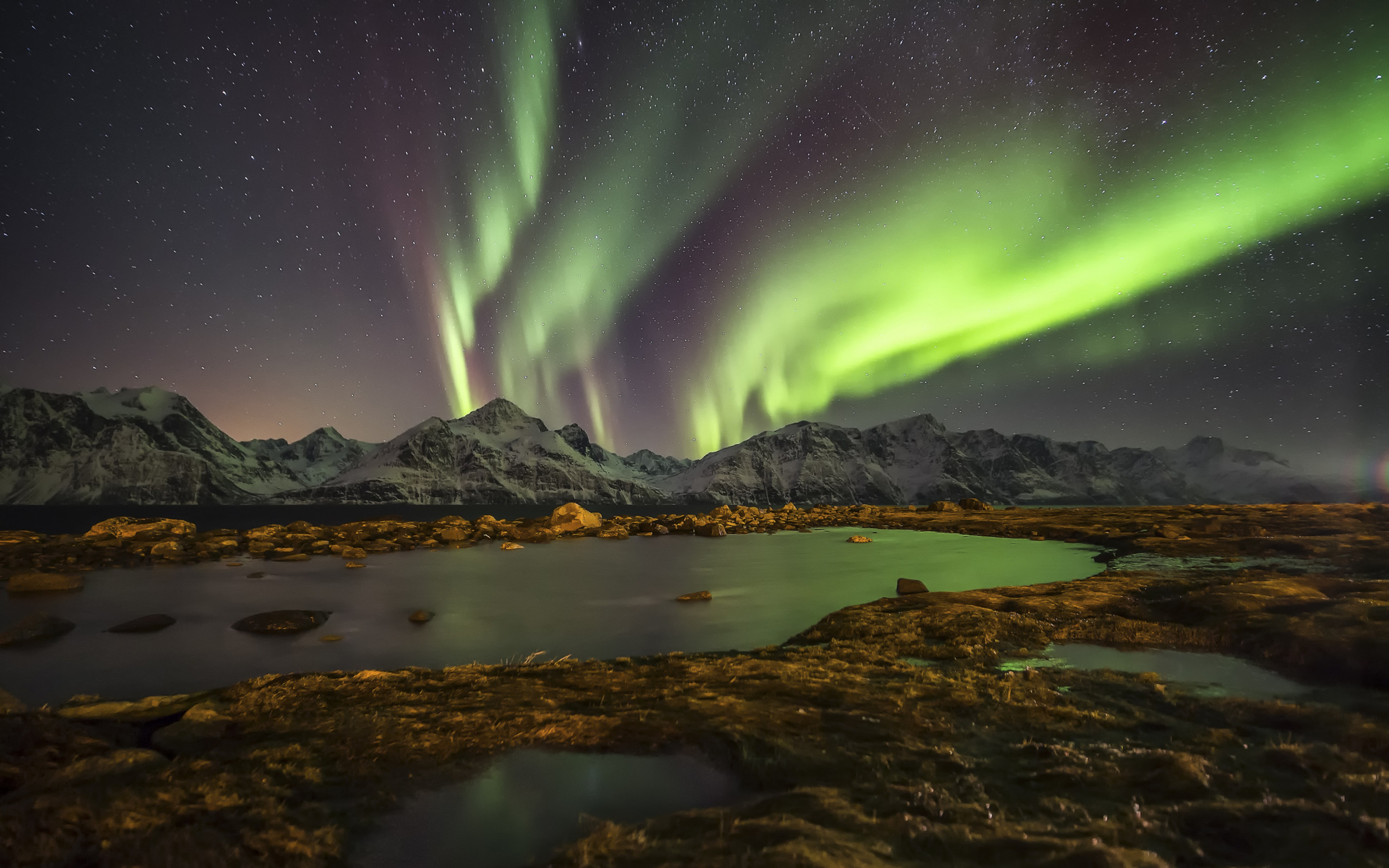 4K Northern Lights Wallpapers High Quality | Download Free