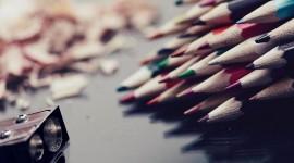 4K Pencil Photo