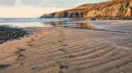 4K Sand Photo Free