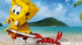 4K Spongebob Photo