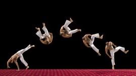 Acrobatics Wallpaper