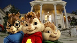 Alvin And The Chipmunks Aircraft Picture