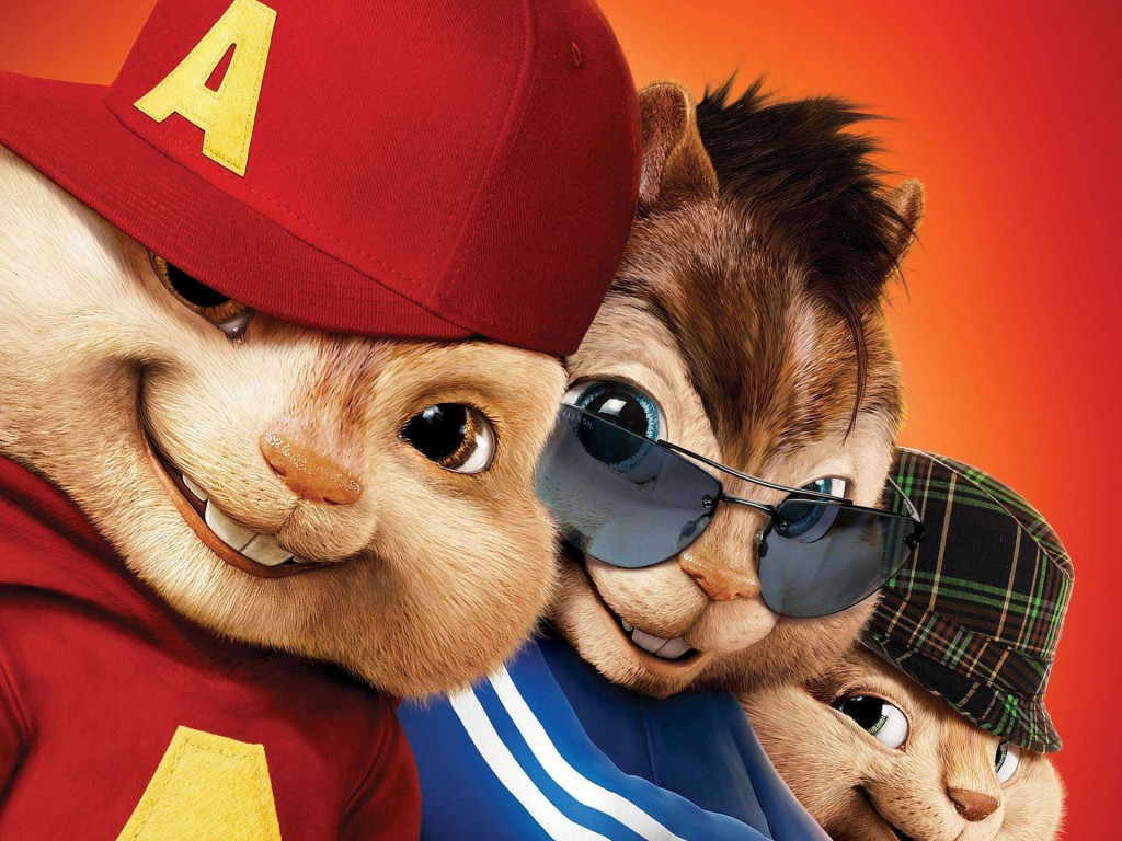 Alvin And The Chipmunks wallpapers HD