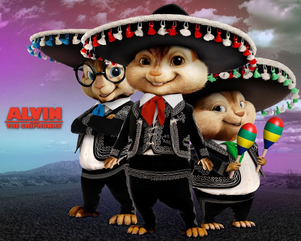 Alvin and the Chipmunks | The Squeakquel | Official