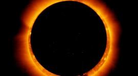 Annular Eclipse Desktop Wallpaper For PC