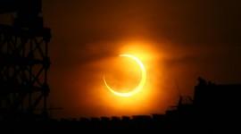 Annular Eclipse Photo Free
