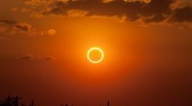 Annular Eclipse Wallpaper Download