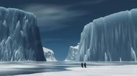Antarctica Desktop Wallpaper HQ