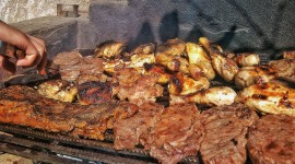 Asado High Quality Wallpaper