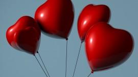 Balloon Heart Wallpaper 1080p