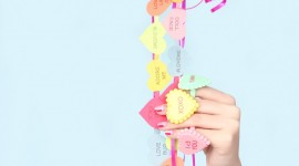 Balloon Heart Wallpaper For IPhone