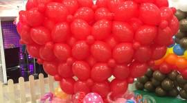 Balloon Heart Wallpaper For IPhone#1