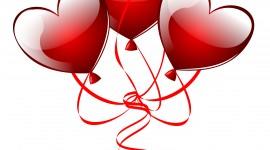 Balloon Heart Wallpaper For Mobile#1