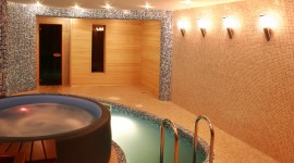 Bathhouse Wallpaper HQ