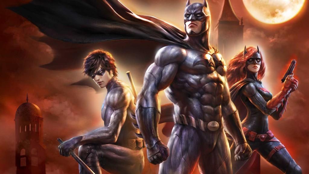 Batman Bad Blood wallpapers HD