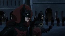 Batman Bad Blood Desktop Wallpaper