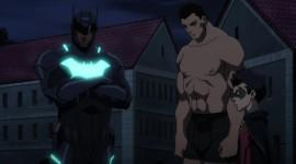 Batman Bad Blood Wallpaper 1080p