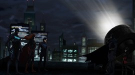 Batman Bad Blood Wallpaper