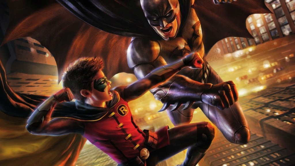 Batman Vs. Robin wallpapers HD