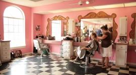 Beauty Saloon Wallpaper Background
