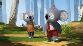 Blinky Bill The Movie Aircraft Picture