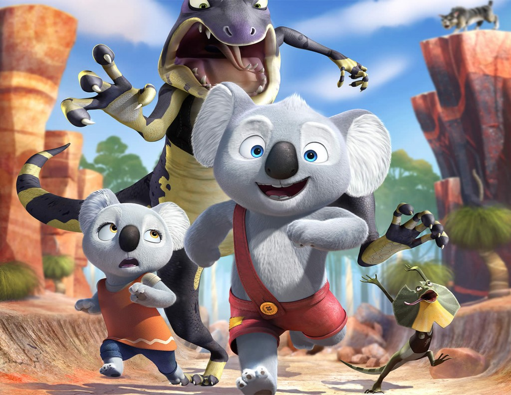 Blinky Bill The Movie wallpapers HD