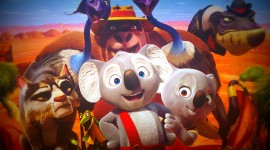 Blinky Bill The Movie Wallpaper Gallery