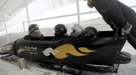 Bobsled Wallpaper Download Free