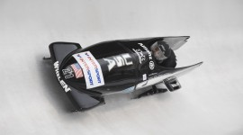 Bobsled Wallpaper For PC
