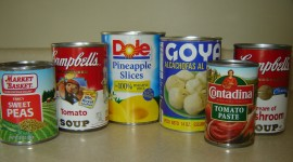 Canned Fruits Wallpaper For PC