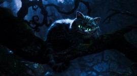 Cheshire Cat Wallpaper Background