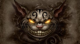 Cheshire Cat Wallpaper For PC