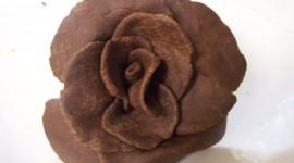 Chocolate Roses Desktop Wallpaper