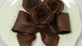 Chocolate Roses Photo