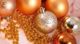 Christmas Beads Best Wallpaper
