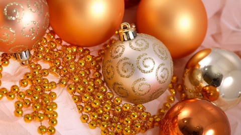 Christmas Beads wallpapers high quality