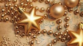 Christmas Beads Photo