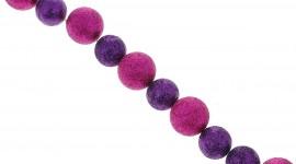 Christmas Beads Photo Download#1