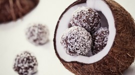 Coconut Candy Wallpaper Gallery