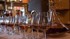 Cognac Wallpaper