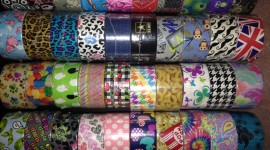 Colored Duct Tape Photo Download